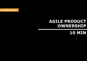 Agile Product Ownership